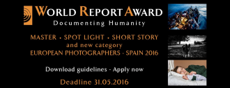 Aperto il bando per il World.Report Award 2016
