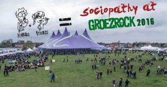 Due sociopatici al Groezrock 2016: ecco come siamo sopravvissuti