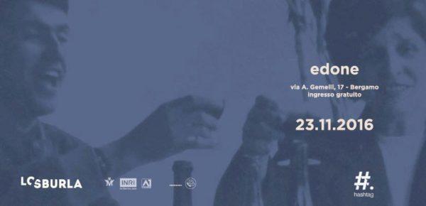 LoSburla live at Edoné, quarto appuntamento con Radiolution Live