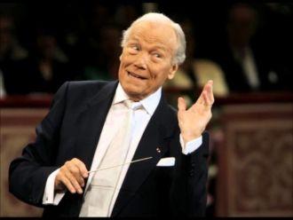 Morto il direttore Georges Prêtre