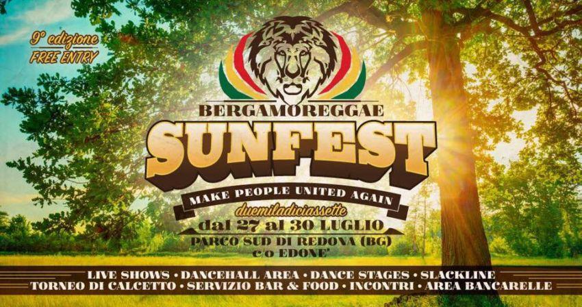 Bergamo Reggae Sunfest