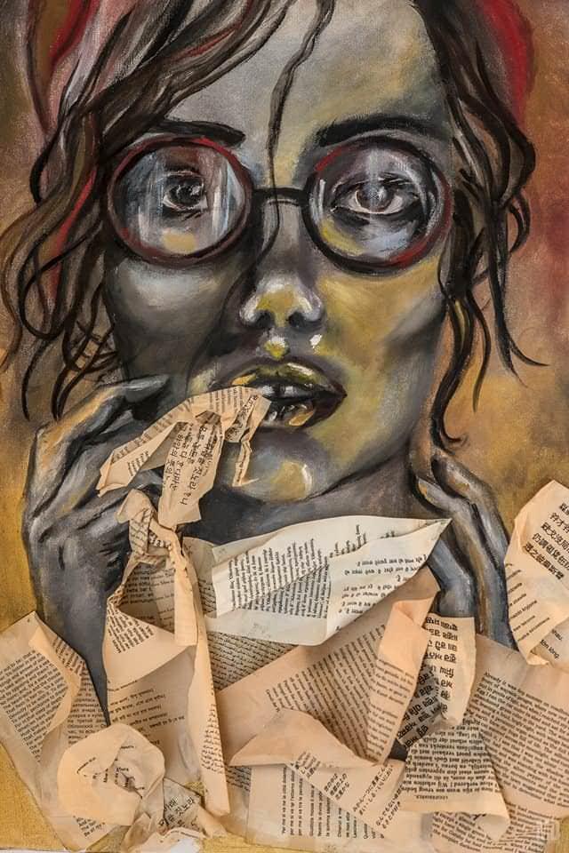 La mangiatrice di libri - Samantha Gandin