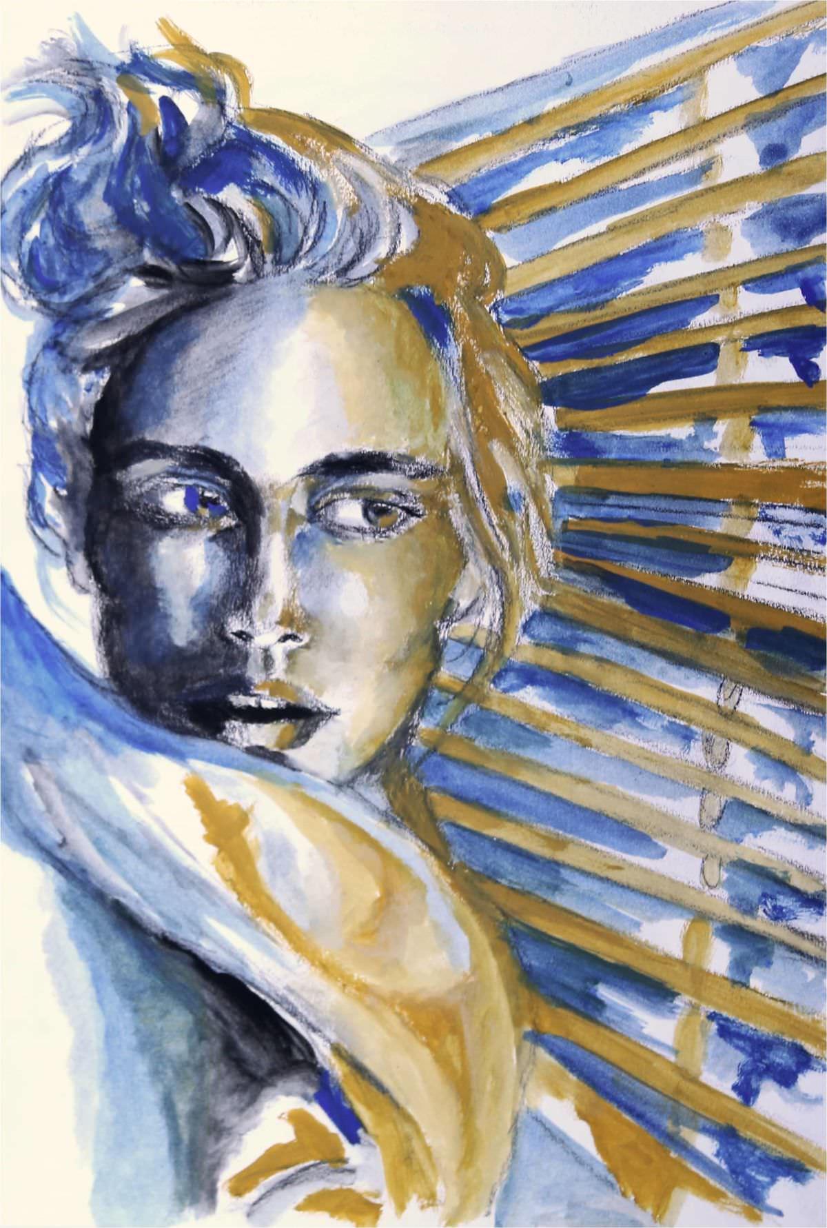 Waiting - Samantha Gandin