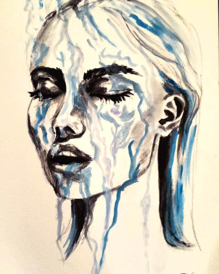 Wash my sins - Samantha Gandin