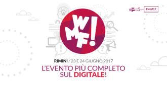 Web Marketing Festival 2017: piantatela di chiamarli
