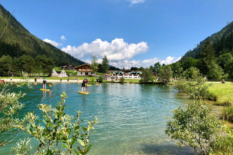 ✶ Hinterrohrgut Appartements in Flachau ✶ Urlaub in Flachauwinkl am See ✶