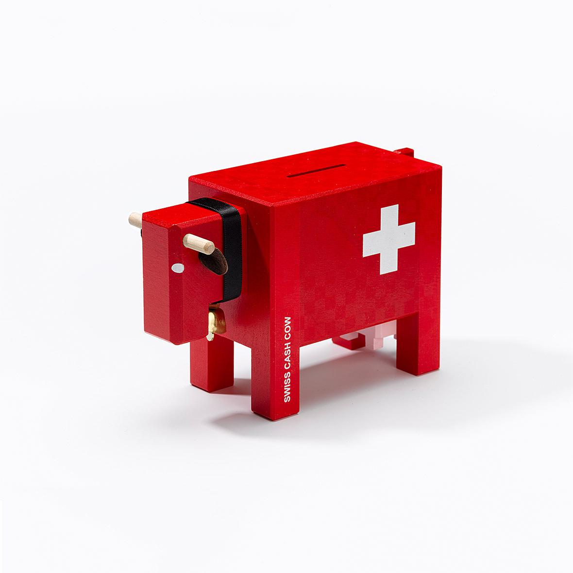 Sparkasse rote Kuh, Schweiz
