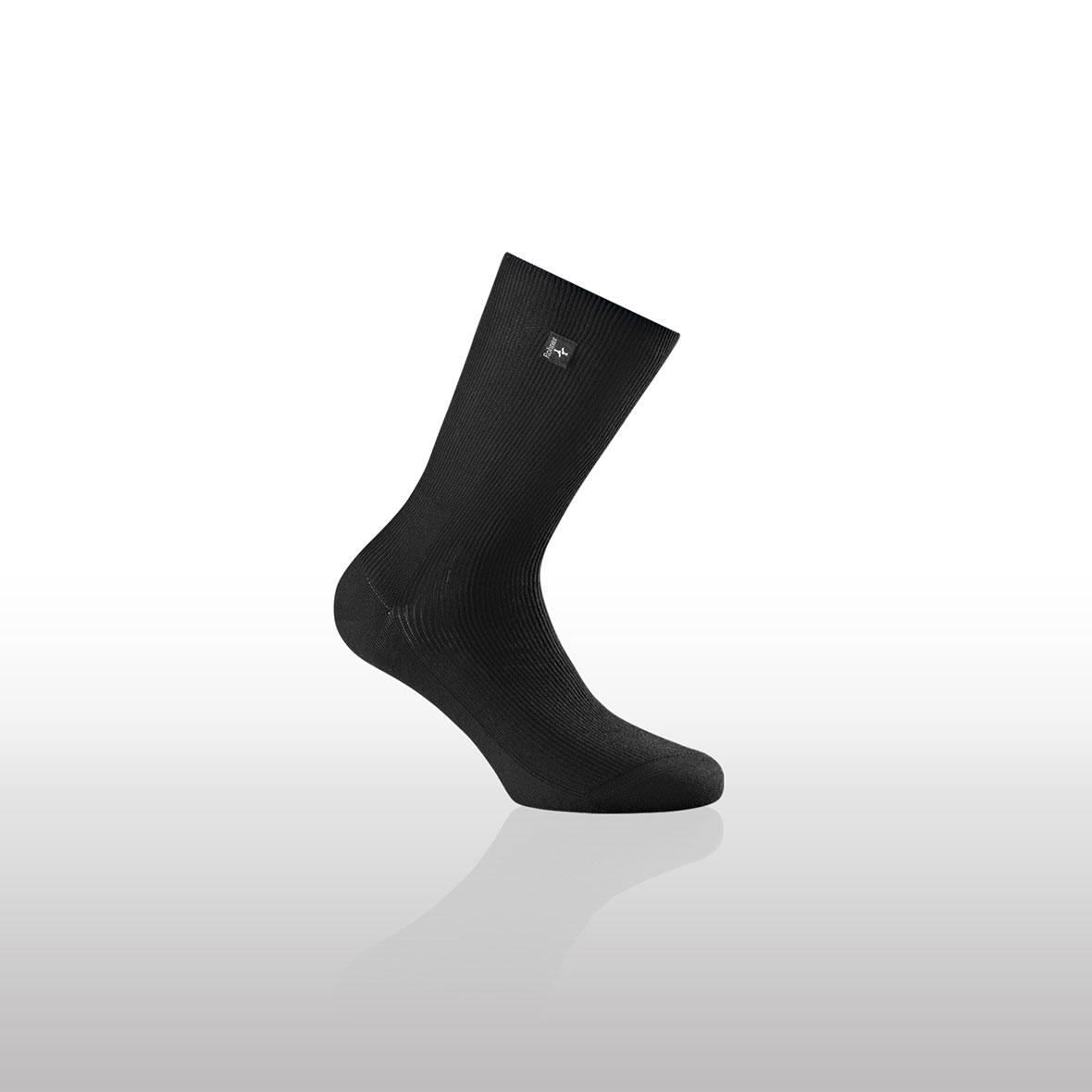 Socken SuperR von Rohner, schwarz