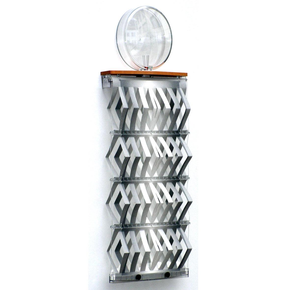 3d luftbefeuchter ohne strom von necono, metall