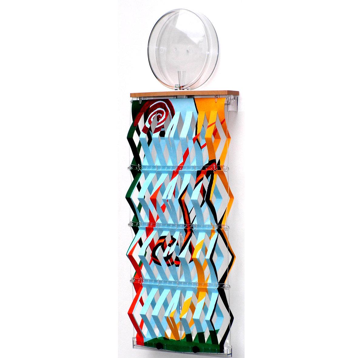3d luftbefeuchter ohne strom von necono, farbig