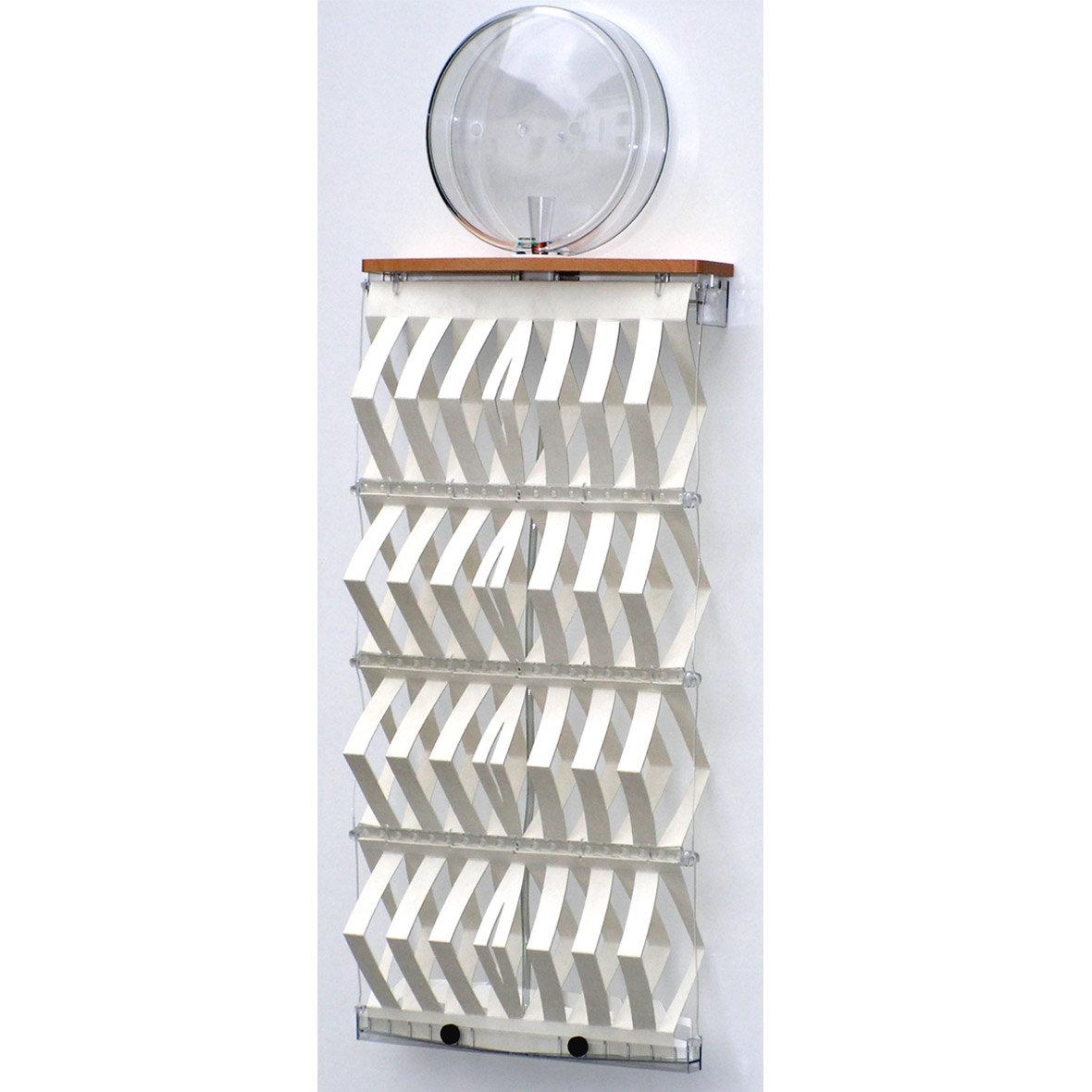 3D Luftbefeuchter ohne Strom von Necono, Pergament