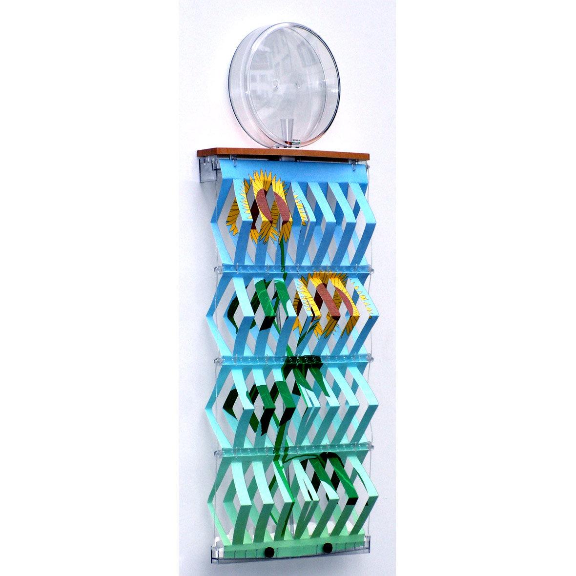 3D Luftbefeuchter ohne Strom von Necono, Sonnenblume