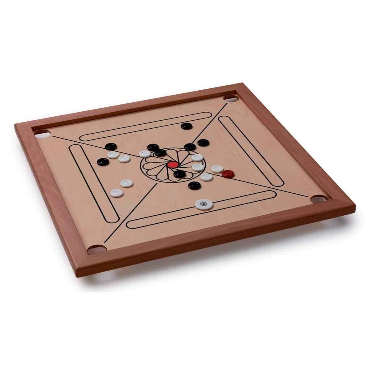 Carambole von Ahorn Holz und Spiel