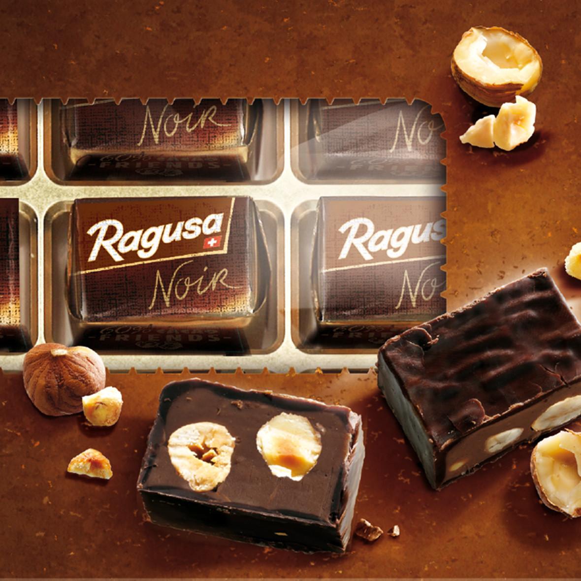Chocolats Camille Bloch – Ragusa For Friends Noir