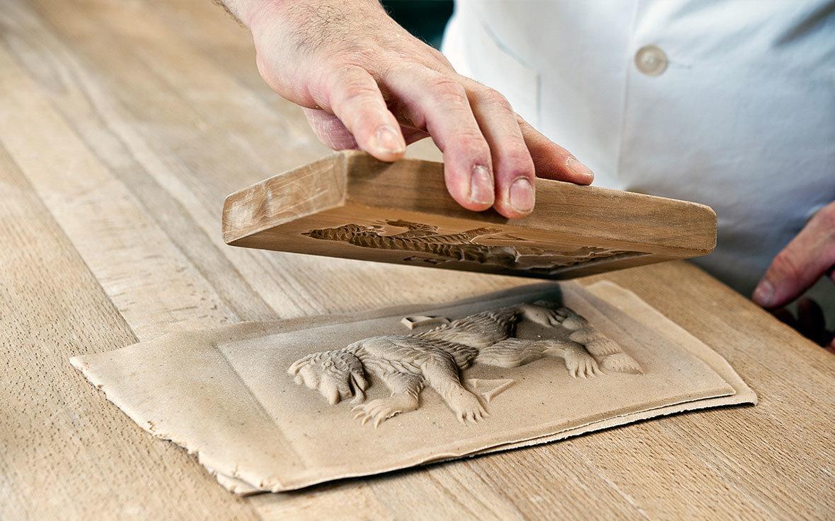 Biberli Herstellung Biber-Bäckerei