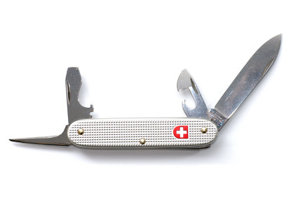 Swissness Victorinox Soldatenmesser