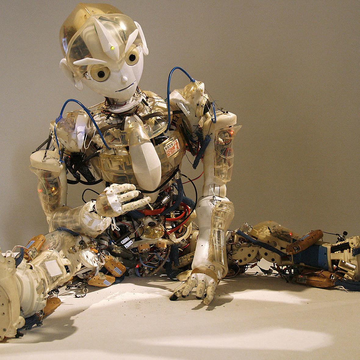 Roboter mit emorionaler Intelligenz