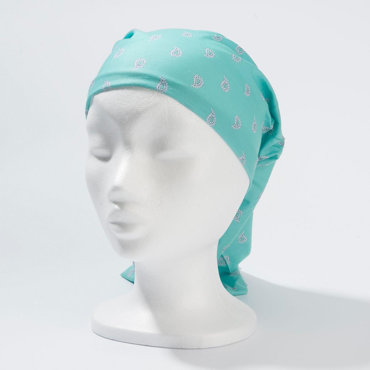 Tube Paisley Smaragd