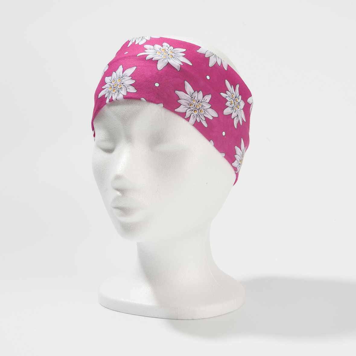 Stirnband Edelweiss Pink
