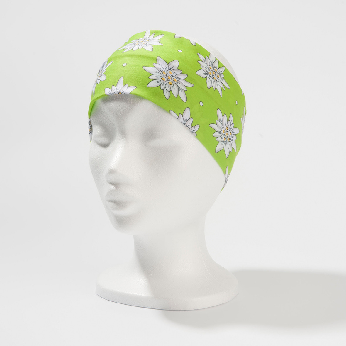 Stirnband Edelweiss Lemongreen