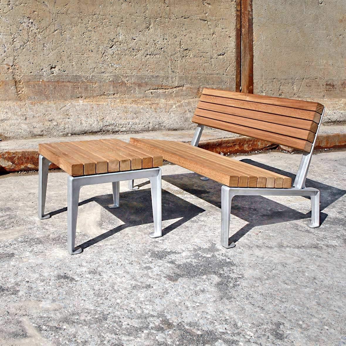 Metall Werk Zürch Outdoor Möbel