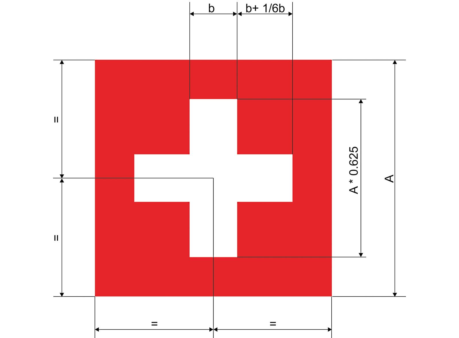 Schweizerkreuz 1889