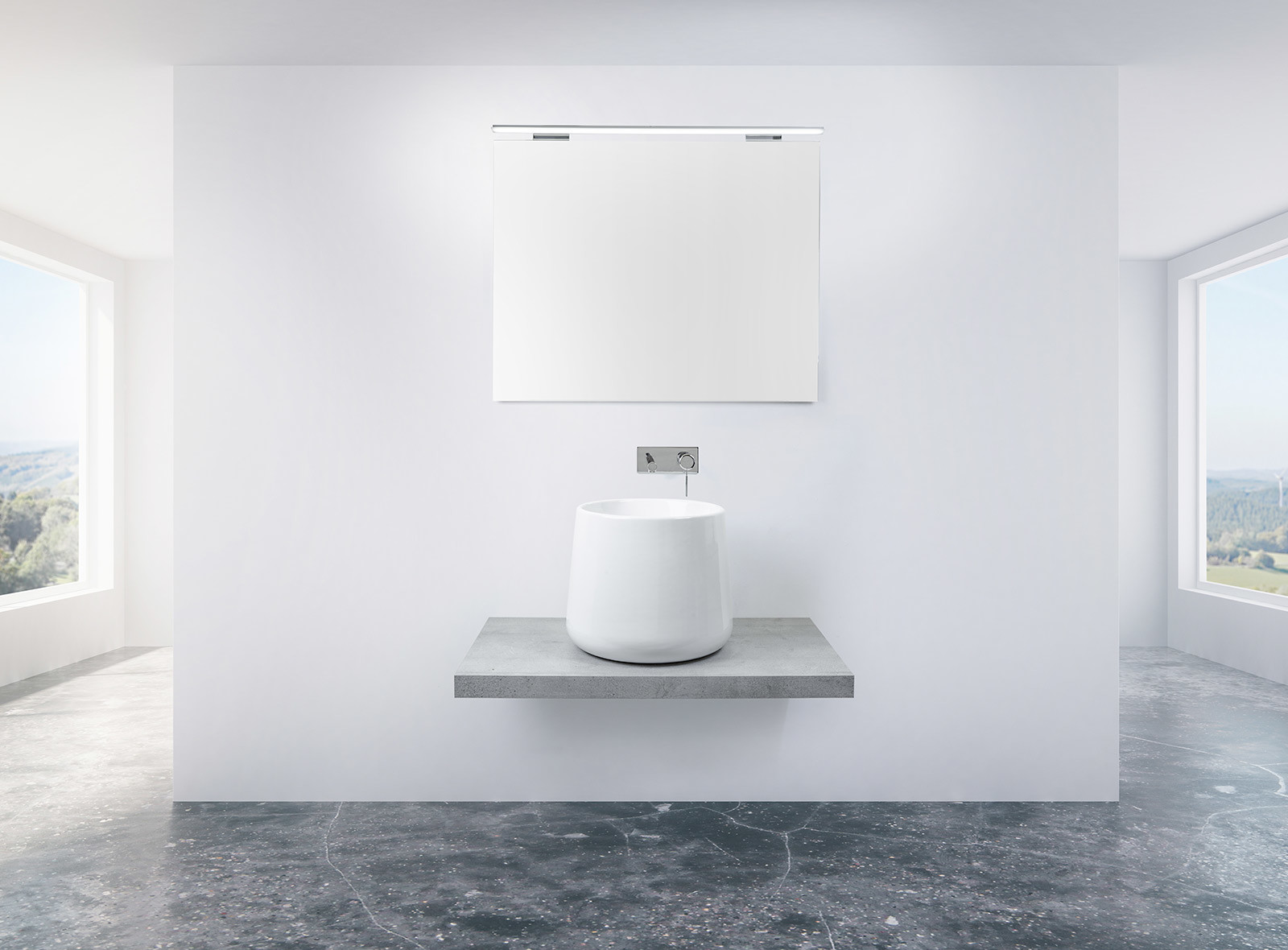 Badezimmermobel Von Framo Bestswiss