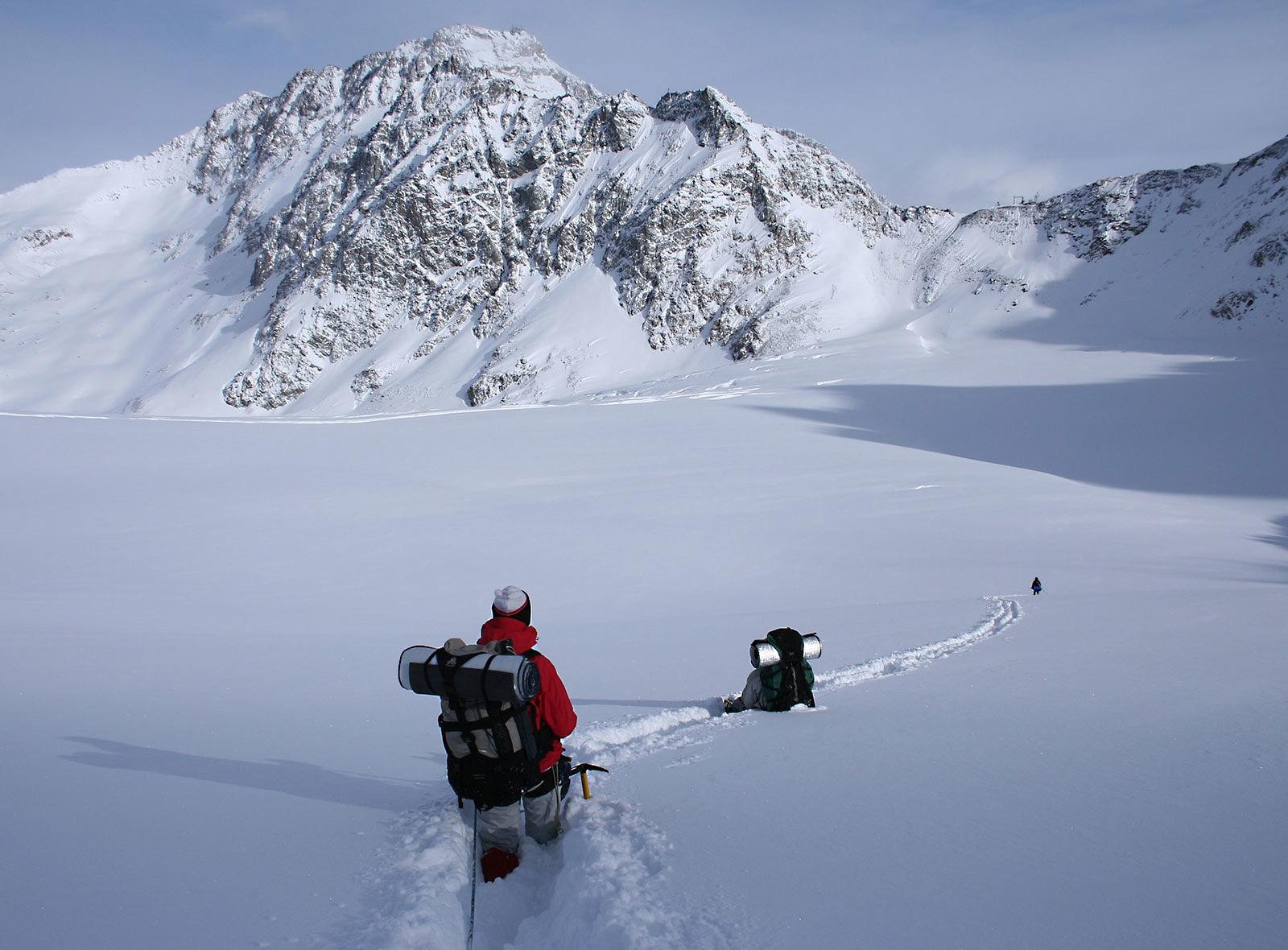Skitouren in der Schweiz