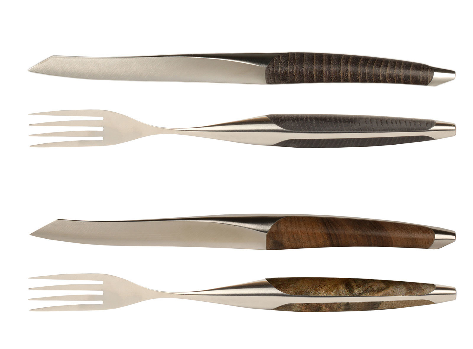Sknife Steakmesser und Gabel Swiss Food Design Market