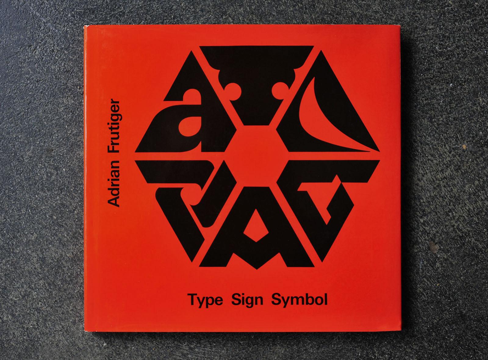 Swiss Design - Frutiger Schrift