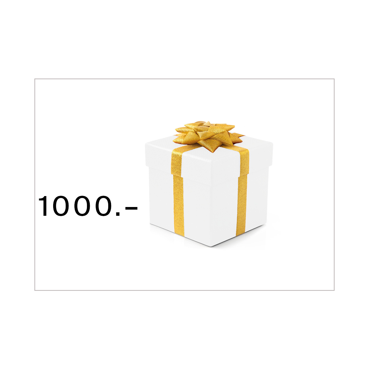 geschenkgutschein bestswiss chf 1000.–