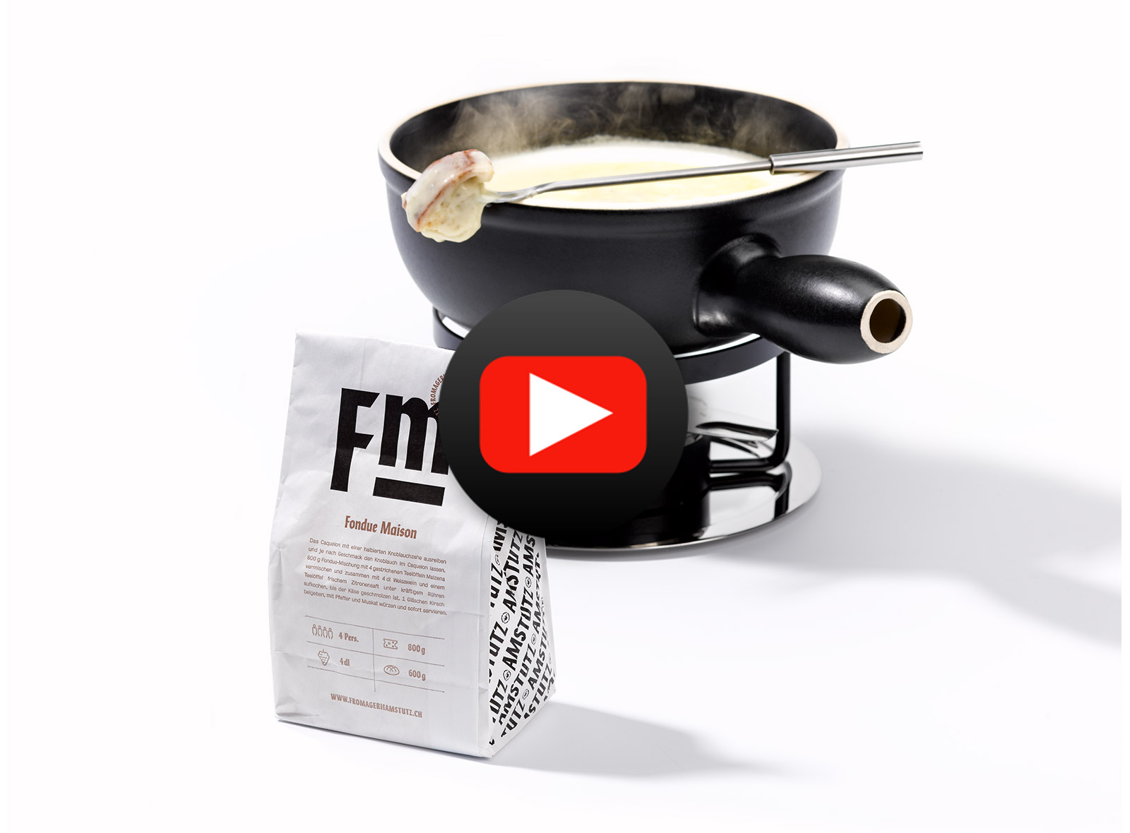 Video - Fondue kochen