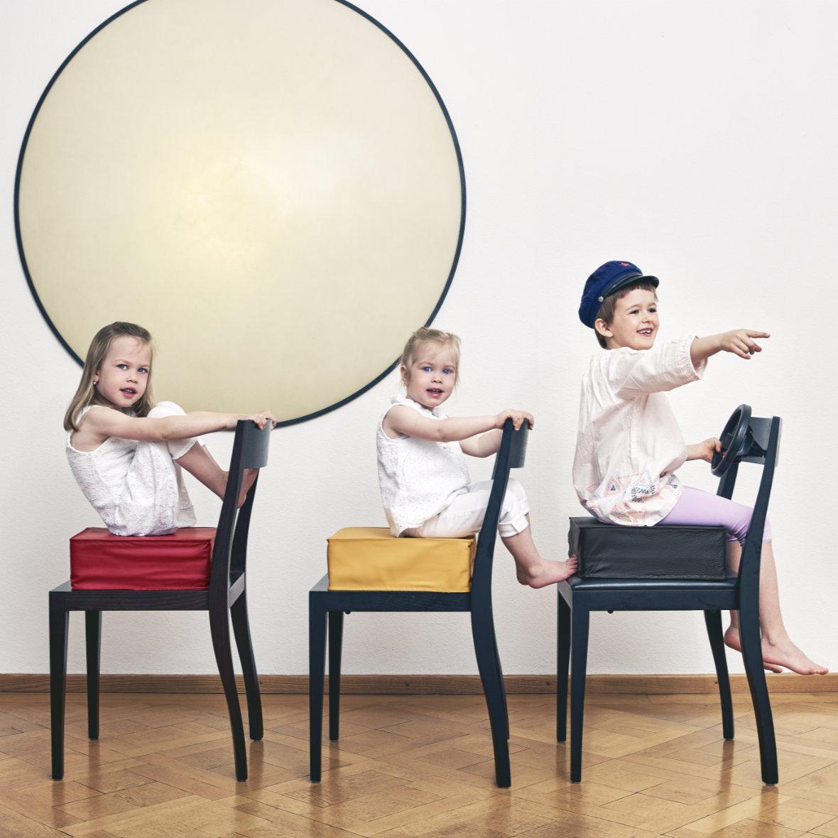 Cojines Kindersitzkissen Schindlersalmeron