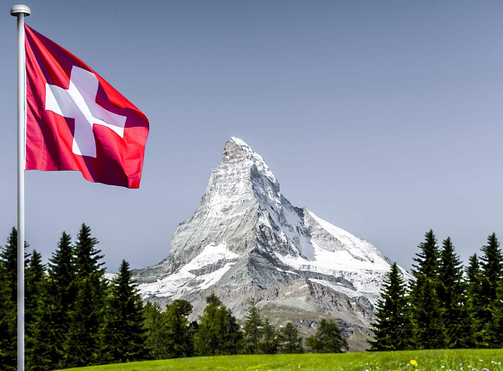 Matterhorn 4478 Meter über Meer