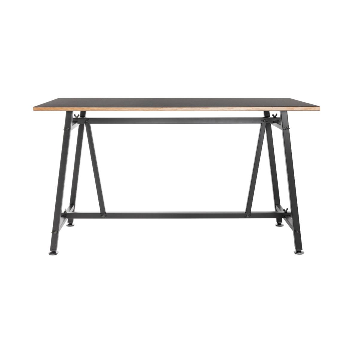 Ateliertisch Modell 4030 Schwarz Tischplatte von Embru