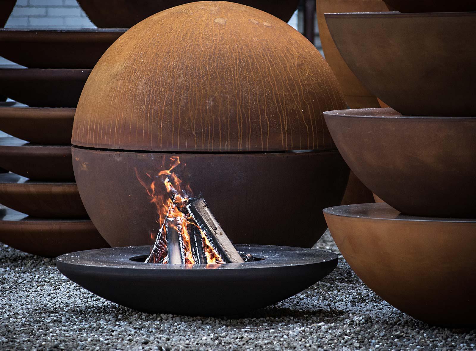 Feuerring das Original von Andreas Reichlin