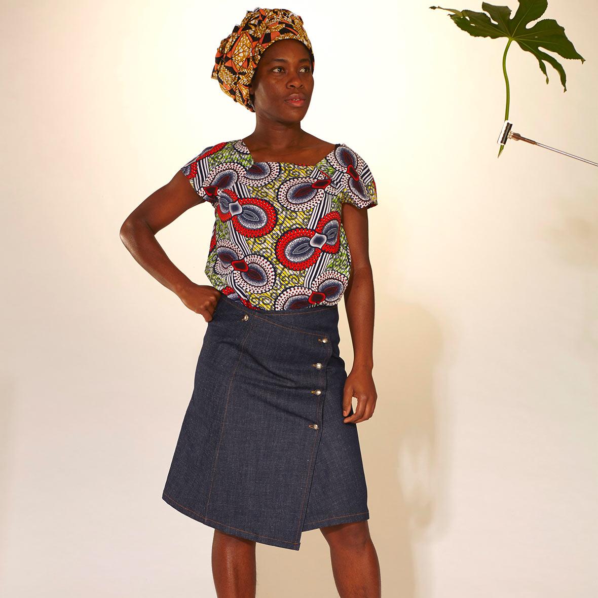 Debora Rentsch Mode fuer die Frau