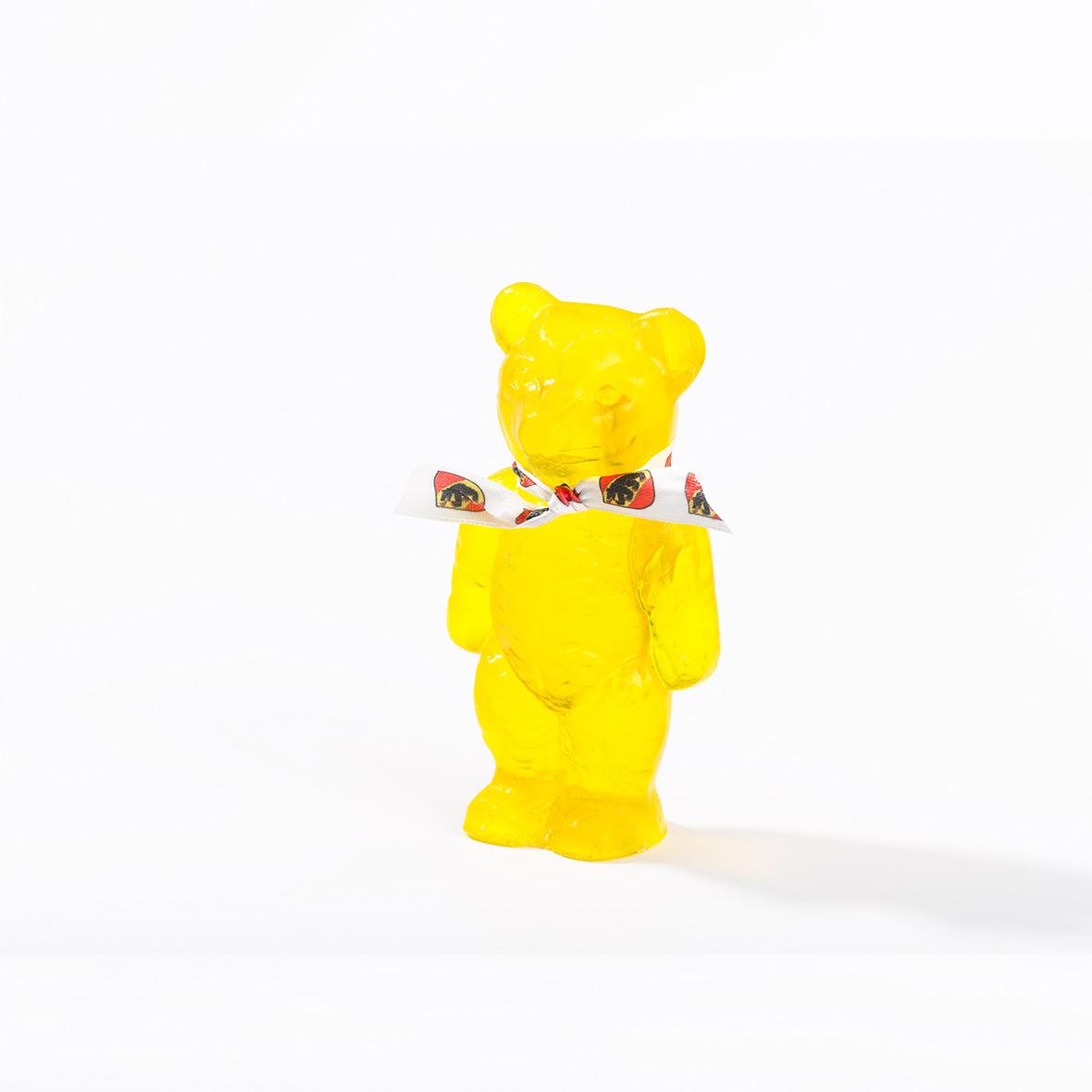 Gelber Berner Baer von Seifenmanufaktur Bblubb