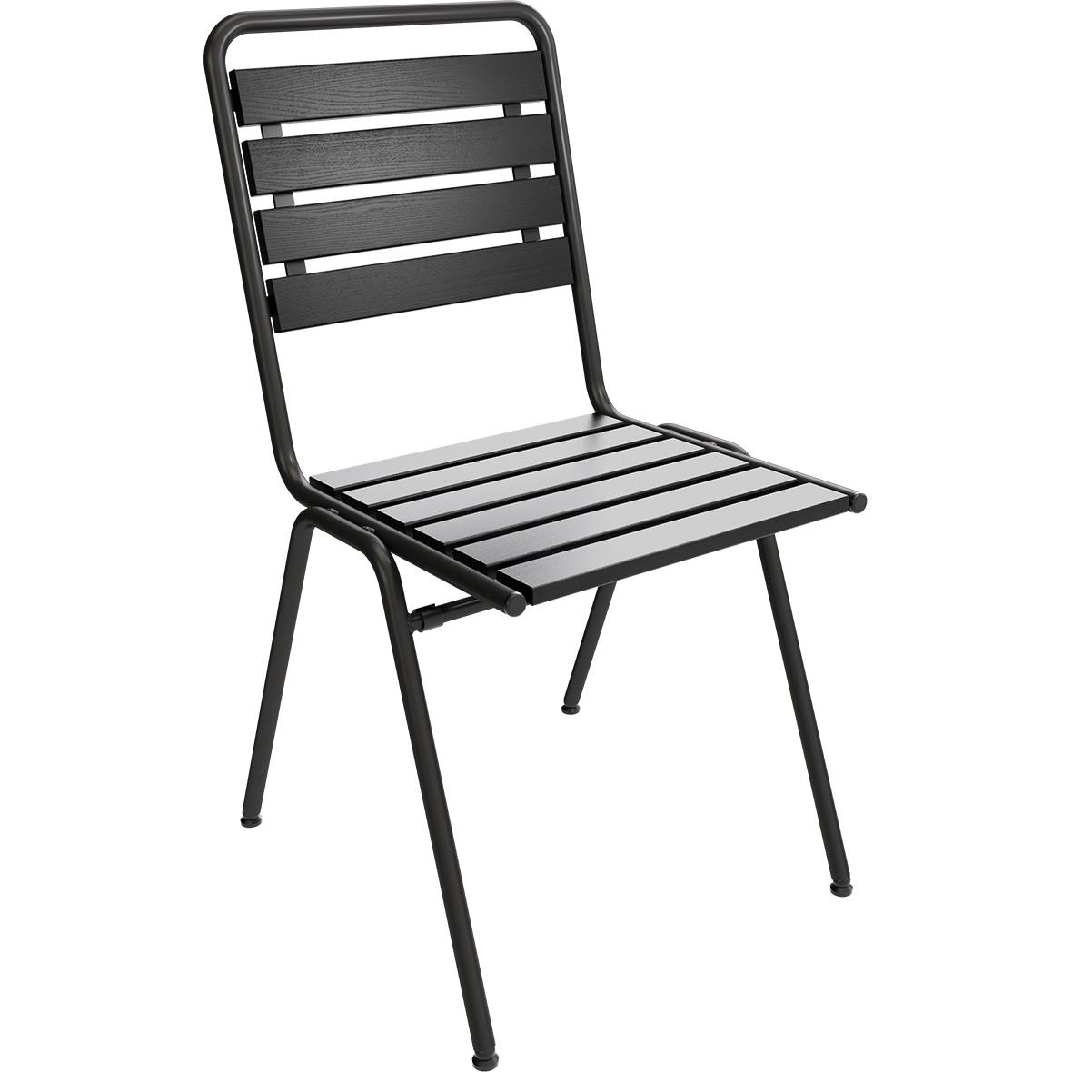 Gartenstuhl Stol Absolut Black – Special Edition