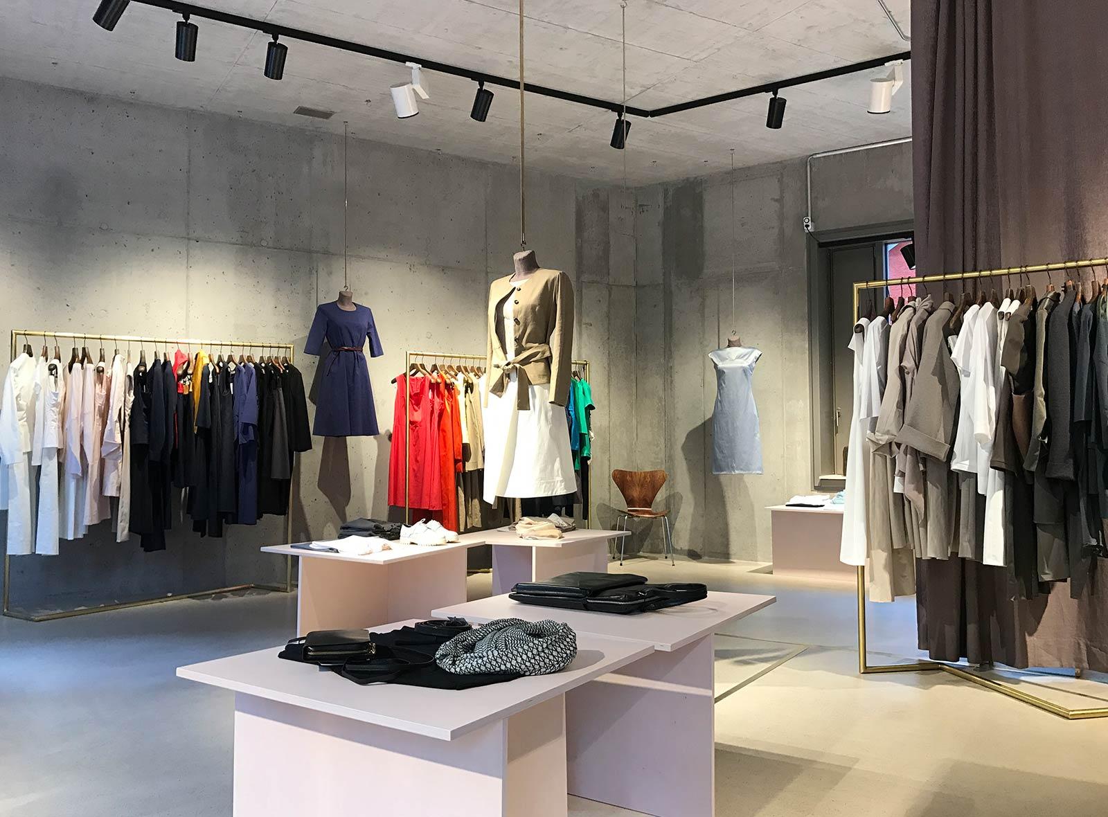 Laden Simpelthen in Zürich Mode von Simone Klemm
