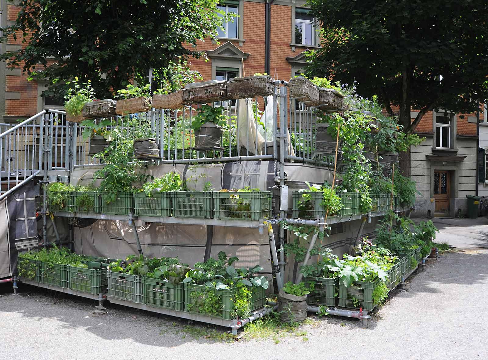 urban gardening stadtgarten bestswiss. Black Bedroom Furniture Sets. Home Design Ideas