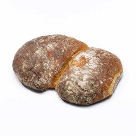 Slow Food Presidio Bergroggen Brot Paun Sejel vom Meier-Beck