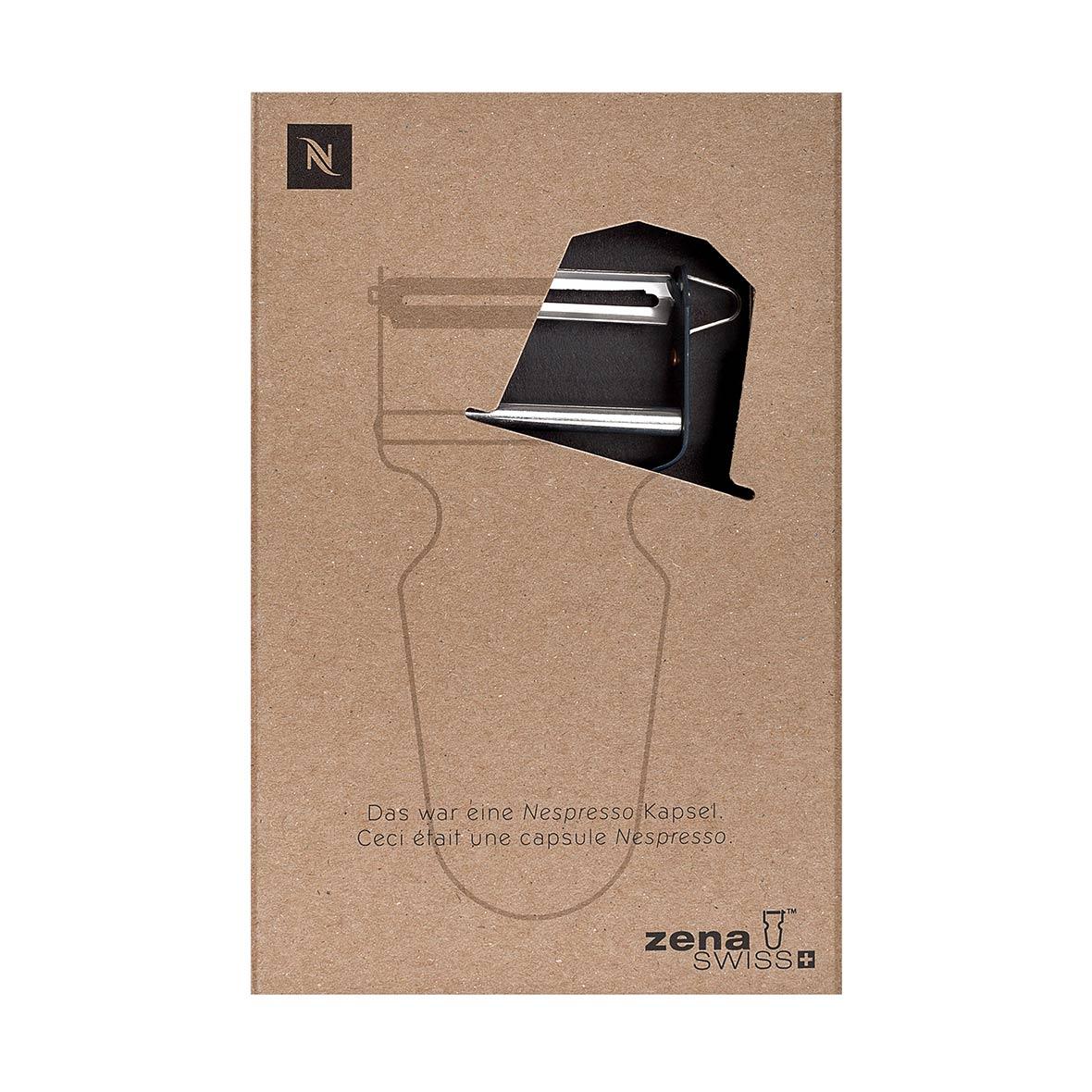 nespresso kapseln farben recaps stcke klebstoff aluminium. Black Bedroom Furniture Sets. Home Design Ideas