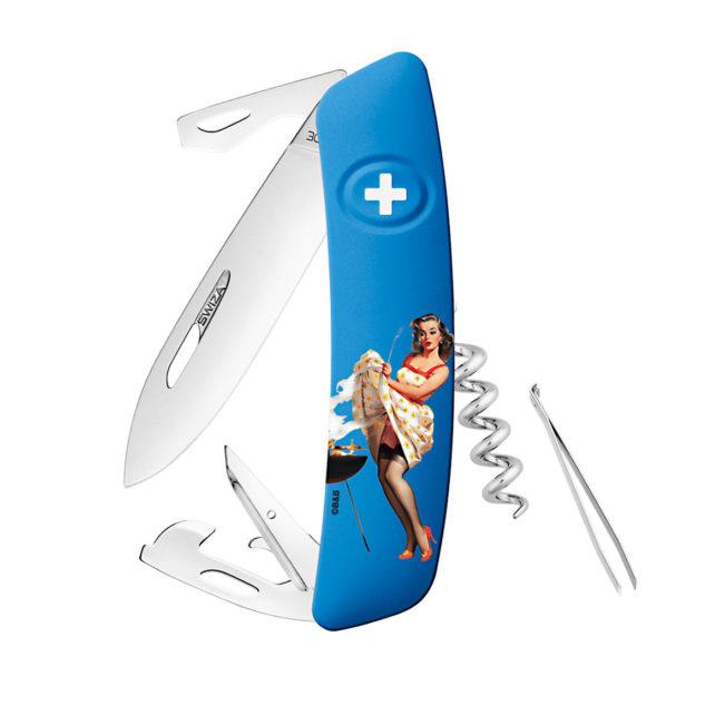 Taschenmesser Swiza D03 Limited Edition Summer