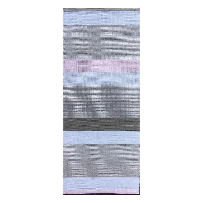 Teppich Laaka rosa-braun-beige-hellbeige, Anna Saarinen