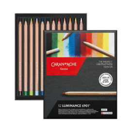 Farbstifte Luminance 6901, Caran d'Ache