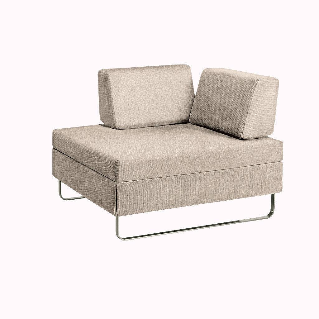 Bed for Living Hocker, Swiss Plus Design