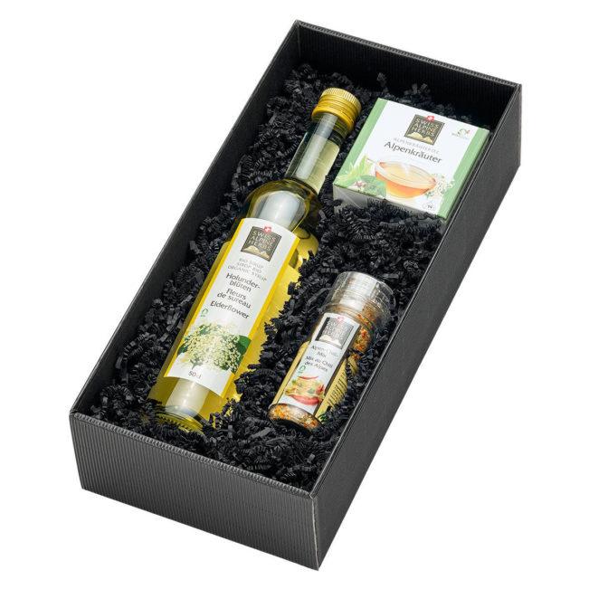Geschenkset Bergzauber, Swiss Alpine Herbs
