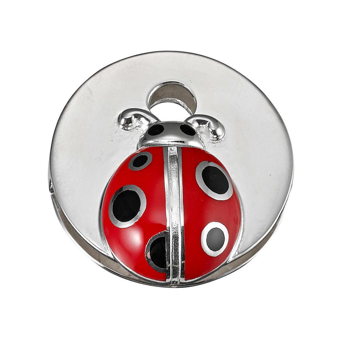Schlüsselkappe Ladybug von Keeeart