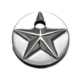 Schlüsselkappe First Star von Keeeart